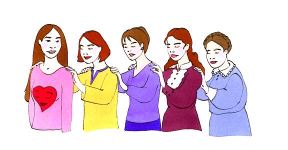 dibujo de Paula Leiva